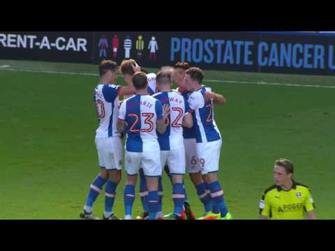Highlights: Blackburn Rovers 4 Rotherham United 2