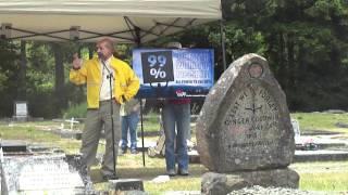 Abas Mandegar speech at Gingergoodwin's Celebration of Life
