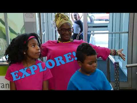 Read a Book PSA feat.  Baltimore Art Mentorship Program AMP!