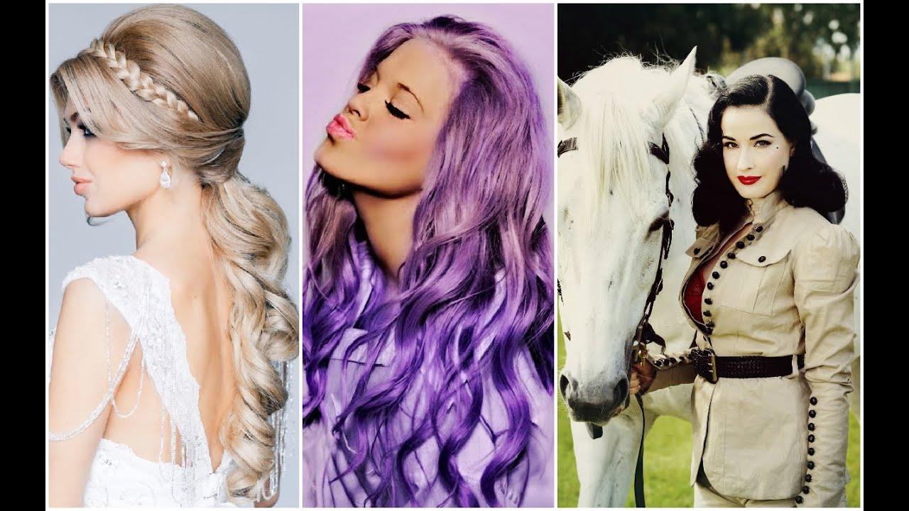 Peinados de moda 2016 fashion hair moda youtube - Fotos peinados de moda ...