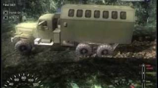 Spin Tires Video