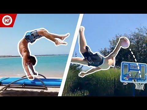 Summer Trick Shots Compilation