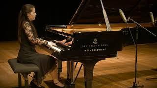 INGA FIOLIA- Bach Prelude and Fuge fis- moll (WTC I )
