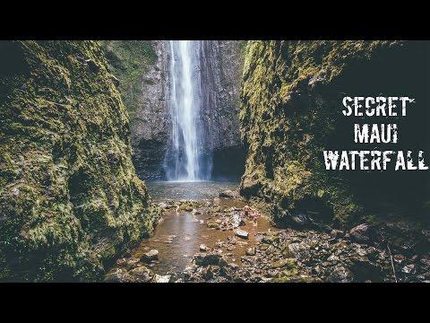 Secret Maui Waterfall
