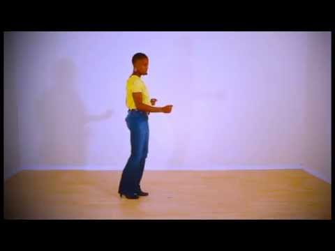 How To Do The Bunny Hop Line Dance - Dallas, Texas