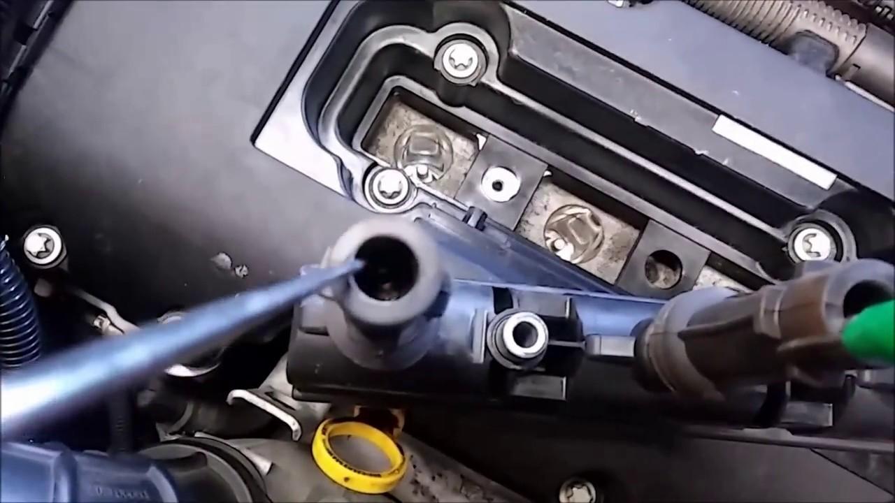 2013 Chevrolet Cruze, P0300 Random Misfire  YouTube