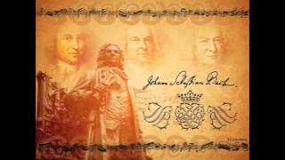 J. S. Bach - Transkriptionen - Concerti & Trios von Vivaldi, Johann Ernst, Telemann, Fasch, Couperin