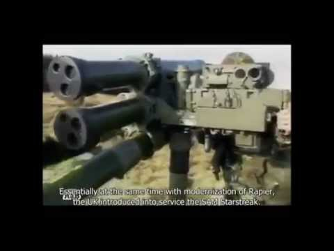 Russian Air Defence Forces documentary