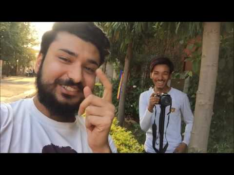 Vlog 1 When I was in ITM University Gwalior & I met Megha after 9 years
