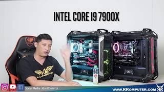 #80 DUO SRIGALA ~ NTEL CORE I9 7900x + 64GB+RX580 CROSSFIRE