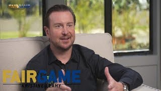 Daytona 500 Champion Kurt Busch on how He Really Feels About His Brother, Kyle Busch | FAIR GAME