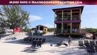Half Moon Cay - Best Private & Tropical Island In Bahamas