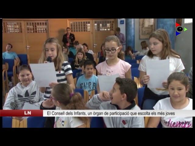 Olot, ciutat educadora: CONSELL DELS INFANTS DE LA CIUTAT D'OLOT (CICO)