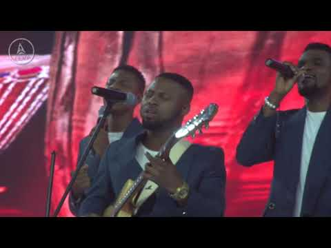 "African Eulogies To The Almighty God at the ""Hello World""  Album Launch"