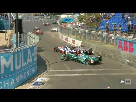 Formule E - Grand Prix de Santiago