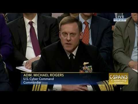 "Adm. Mike Rogers: Never Asked To Do Anything ""Immoral, Unethical, Or Inappropriate"""