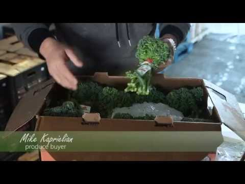 Nunes Family Farms Organic Baby Broccoli & Washington State Apples | Shasta Produce