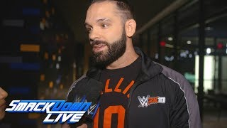 Tye Dillinger explains the injuries he suffered at Orton's hands: SmackDown Exclusive, Oct. 9, 2018