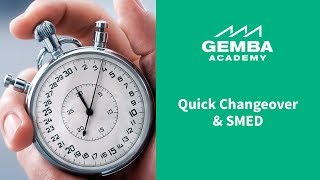 Learn What Quick Changeover & SMED Are in This 9 Minute Video