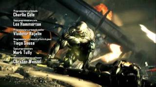 Crysis 2 video introduzione - intro - inizio in italiano ITA HD 720p