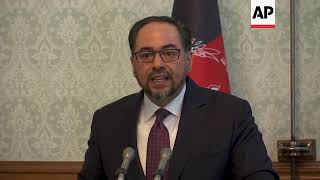 Afghanistan, Pakistan, China FMs meet in Kabul