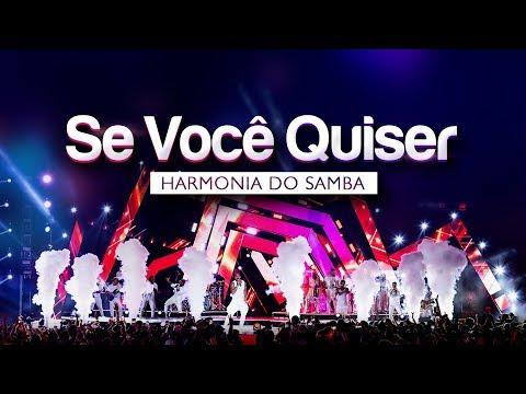 Harmonia do Samba - Se Você Quiser    DVD Ao Vivo Em Brasília