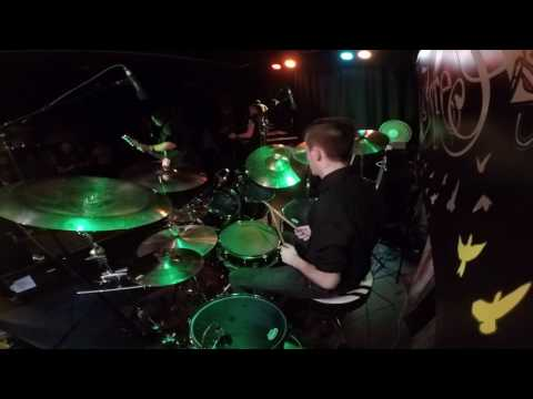 FyreSky - Ashes (Live Drum Cam)