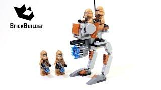 Kijk Lego Star Wars 75089 Geonosis Troopers filmpje
