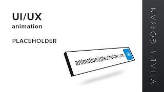 UI/UX animation - placeholder // Hype 3 Pro Tumult