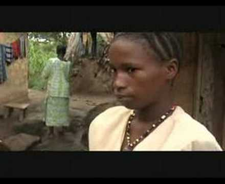 Out of the Shadow of War (Girls in Liberia)