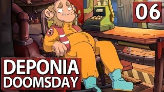Deponia Doomsday #6 INS SCHWARZE ► Lets Play Deponia Doomsday deutsch