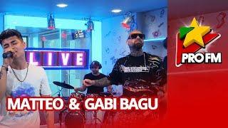 Matteo feat. Gabi Bagu - Blana ProFM LIVE Session