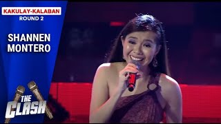 Shannen Montero is the real darkhorse of the competition | The Clash Season 3