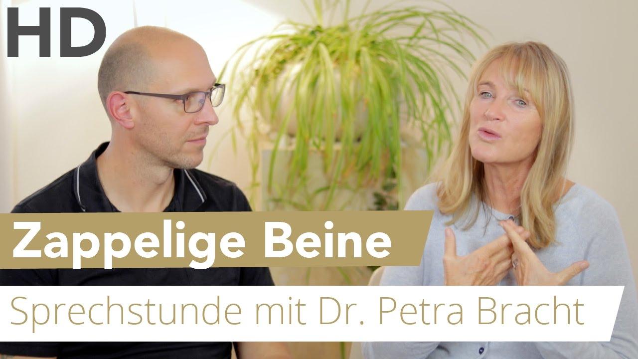Zappelige Beine // Die Sprechstunde mit Dr. Petra Bracht #7