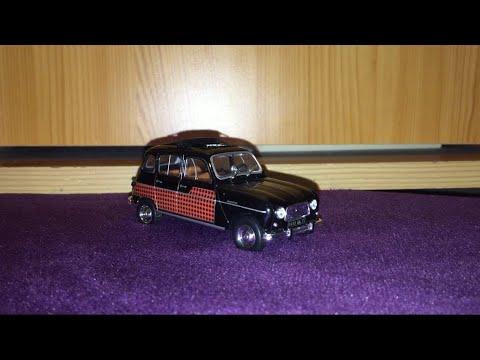 Renault 4l Parisienne 1963 143 Youtube