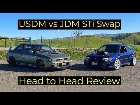 Repeat Subaru Impreza 3 0RSR - EZ30R swap first start by buhrietoe x