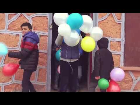 İlk Anaokulu Açılışımızı AĞRI DOĞU BEYAZIT DALBAHÇE'DE Gerçekleştirdik!