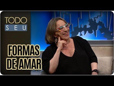 Bate-papo Com Regina Navarro Lins: As Novas Formas De Amar - Todo Seu (16/01/18)