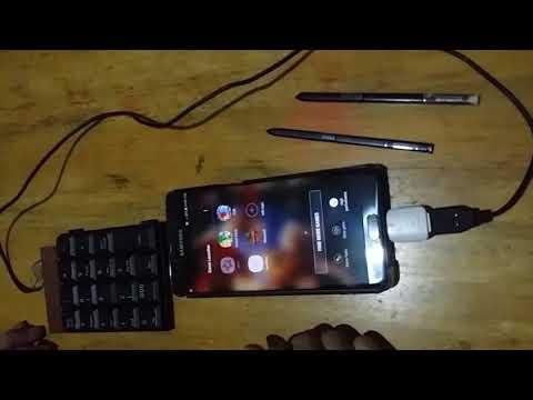 Portable Osu? - Opsu on Galaxy Note FE with streaming keys + Custom S-Pen