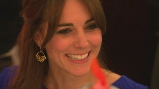 Duchess of Cambridge attends Fostering Excellence Awards in London