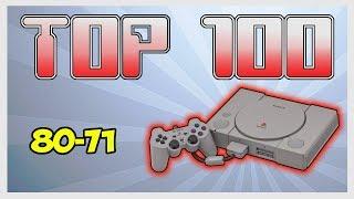 🥇TOP 100 MEJORES JUEGOS DE PS1 DE LA HISTORIA (80-71) para la Playstation classic mini