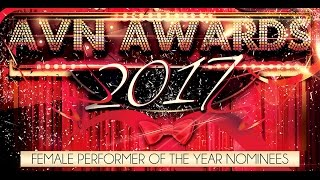 Female Performer Of The Year AVN Award Nominees