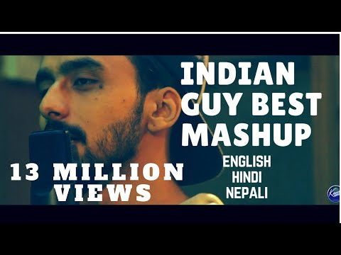 Best Hindi-English-Nepali (5 Songs) Mashup/Bipul Chettri/Justin Bieber/Sabin Rai/Lalit Singh/