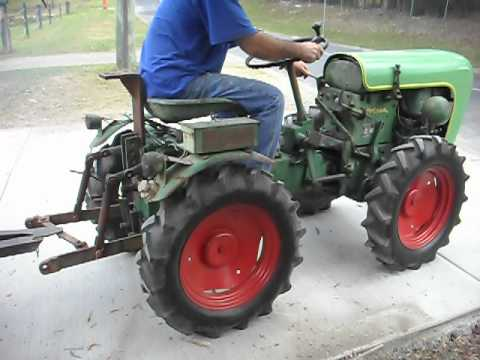 HOLDER TRACTOR - YouTube