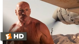 Raiders of the Lost Ark (5/10) Movie CLIP - Mechanic Fight (1981) HD