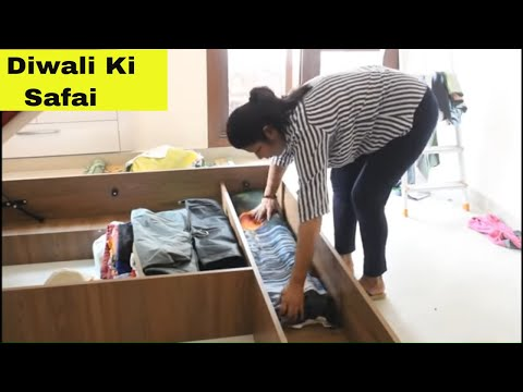 How to clean your bedroom step by step,Bedroom Deep Cleaning for Diwali, Bedroom organization ideas