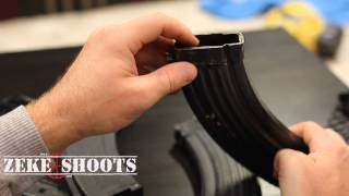 Surplus AK Magazines, What to look for