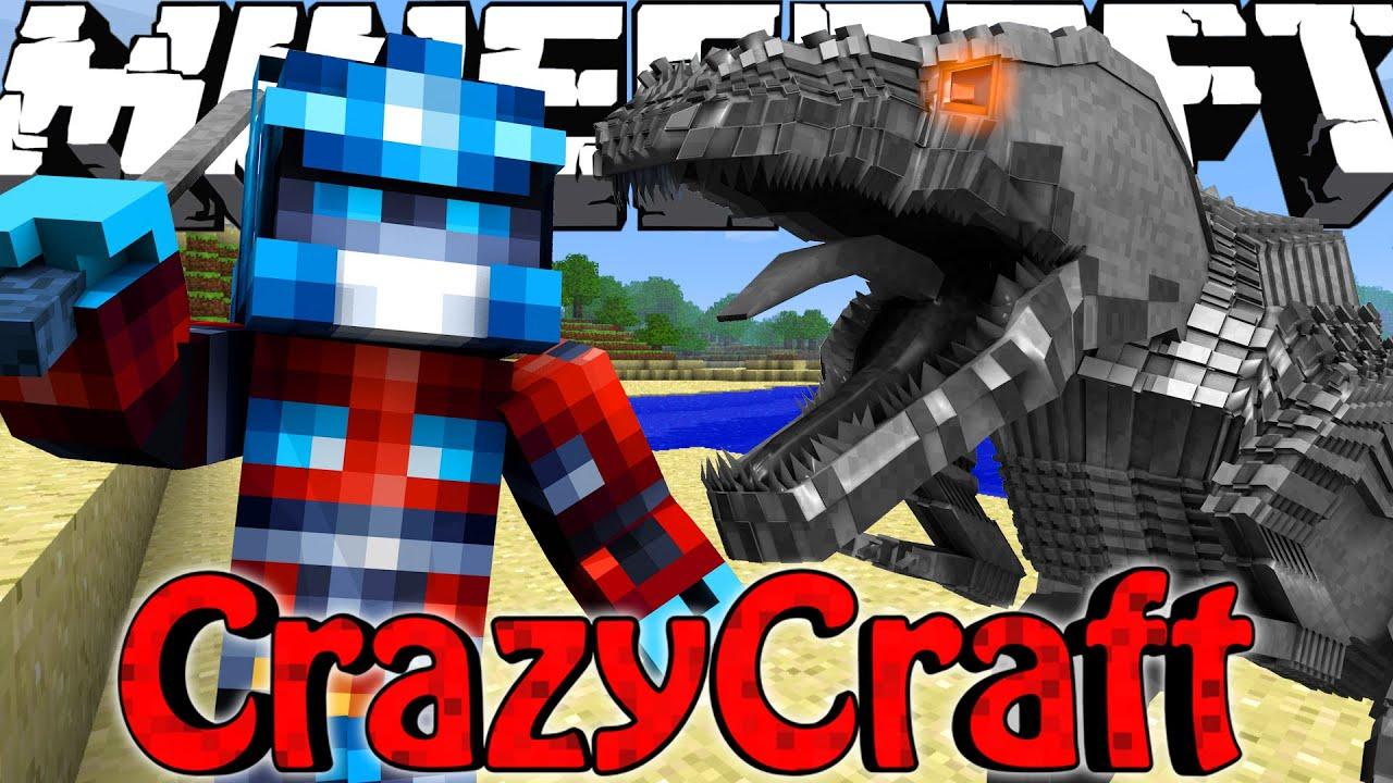 Minecraft crazy craft 3 0 ep 15 39 transformer take for Http test voidswrath com modpacks crazy craft 3 0