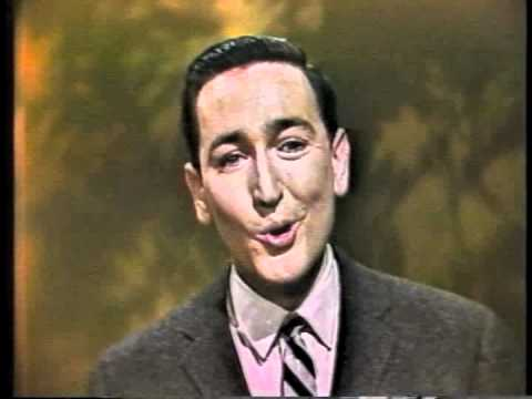"Bob McGrath sings Joyce Kilmer's ""Trees"""