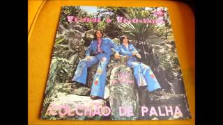 COLCHÃO DE PALHA - VELOSO & VELOSINHO